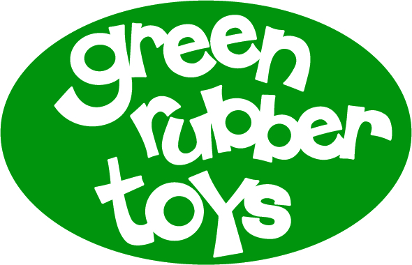 GreenRubberToys LOGO